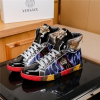Versace High Tops Shoes For Men #526936