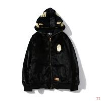 Bape Jackets Long Sleeved Zipper For Men #526939
