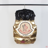 Moncler Down Vest For Unisex Long Sleeved Zipper For Unisex #526982