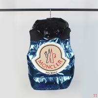 Moncler Down Vest For Unisex Long Sleeved Zipper For Unisex #526983