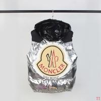 Moncler Down Vest For Unisex Long Sleeved Zipper For Unisex #526984