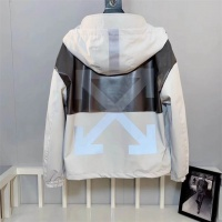 Off-White & Moncler Jackets Long Sleeved Zipper For Men #527731