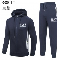 Armani Tracksuits Long Sleeved Zipper For Men #527743