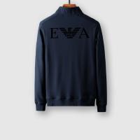 Armani Jackets Long Sleeved Zipper For Men #527831