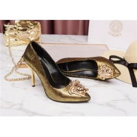 Versace High-Heeled Shoes For Women #528447