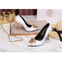 Versace High-Heeled Shoes For Women #528448