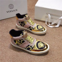 Versace High Tops Shoes For Men #528464