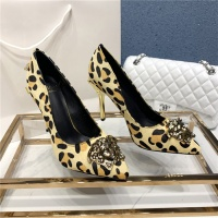 Versace High-Heeled Shoes For Women #528468