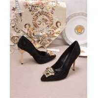 Versace High-Heeled Shoes For Women #528470