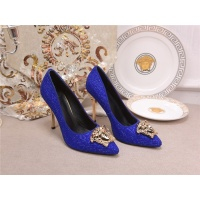 Versace High-Heeled Shoes For Women #528475