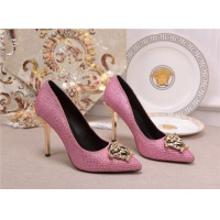 Versace High-Heeled Shoes For Women #528484
