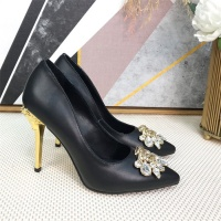 Versace High-Heeled Shoes For Women #528491