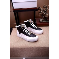 Versace High Tops Shoes For Men #528492