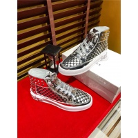 Versace High Tops Shoes For Men #528497