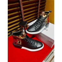 Versace High Tops Shoes For Men #528503