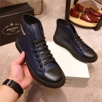 Prada High Tops Shoes For Men #528606