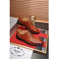Prada Leather Shoes For Men #528610