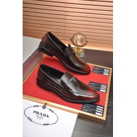 Prada Leather Shoes For Men #528613