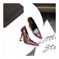 Yves Saint Laurent YSL High-Heeled Shoes For Women #528735