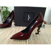 Yves Saint Laurent YSL High-Heeled Shoes For Women #528755