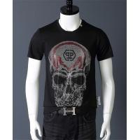 Philipp Plein PP T-Shirts Short Sleeved O-Neck For Men #529213