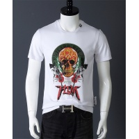Philipp Plein PP T-Shirts Short Sleeved O-Neck For Men #529229