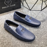 Philipp Plein PP Leather Shoes For Men #529252