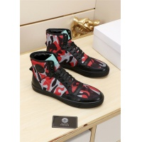 Versace High Tops Shoes For Men #529637