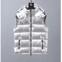 Moncler Down Feather Coats Sleeveless Zipper For Men #530487
