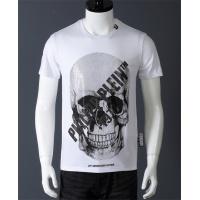 Philipp Plein PP T-Shirts Short Sleeved O-Neck For Men #530580