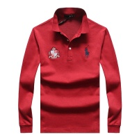 Ralph Lauren Polo T-Shirts Long Sleeved Polo For Men #530594
