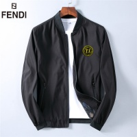 Fendi Jackets Long Sleeved Zipper For Men #530656