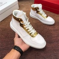 Versace High Tops Shoes For Men #531332