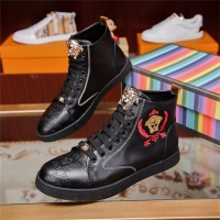 Versace High Tops Shoes For Men #531337