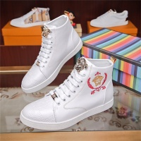 Versace High Tops Shoes For Men #531338