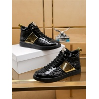 Versace High Tops Shoes For Men #531340