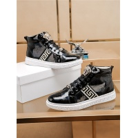 Versace High Tops Shoes For Men #531351