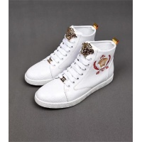 Versace High Tops Shoes For Men #531353