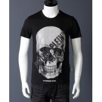 Philipp Plein PP T-Shirts Short Sleeved O-Neck For Men #531460