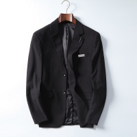 Christian Dior Suits Long Sleeved Polo For Men #531584