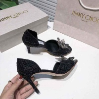 Jimmy Choo High-Heeled Shoes For Women #531734