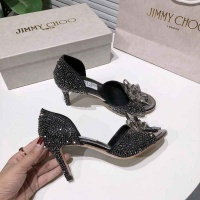 Jimmy Choo High-Heeled Shoes For Women #531736