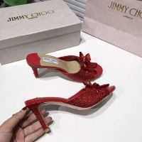 Jimmy Choo High-Heeled Shoes For Women #531789