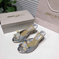Jimmy Choo High-Heeled Shoes For Women #531811