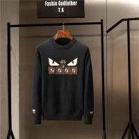 Fendi Sweaters Long Sleeved O-Neck For Men #531953