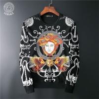 Versace Hoodies Long Sleeved O-Neck For Men #531998