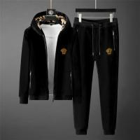 Versace Tracksuits Long Sleeved Zipper For Men #532167