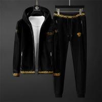 Versace Tracksuits Long Sleeved Zipper For Men #532169