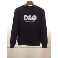 Dolce & Gabbana D&G Hoodies Long Sleeved O-Neck For Men #532192