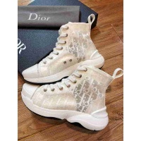 Christian Dior High Tops Shoes For Women #532274